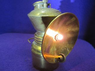 Antique Baldwin Carbide Lamp photo
