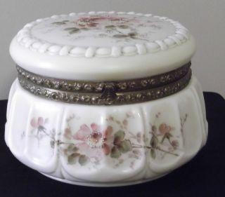 A,  Huge Antique Wavrcrest Jewel Casket/dresser Box photo