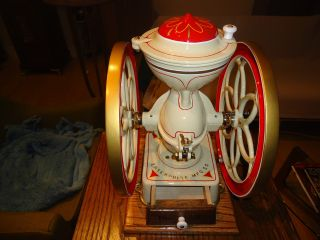Antique Coffee Grinder Mills Enterprise 3 photo