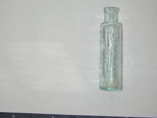 Antique Dr.  Thompson ' S Eye Water New London Connt photo