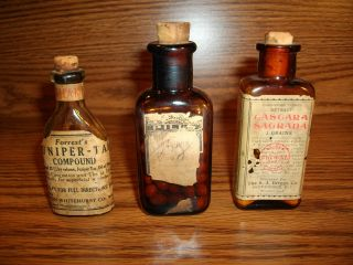 Three Medicines photo