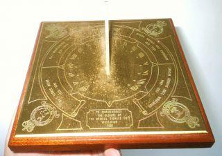Brass Sundial