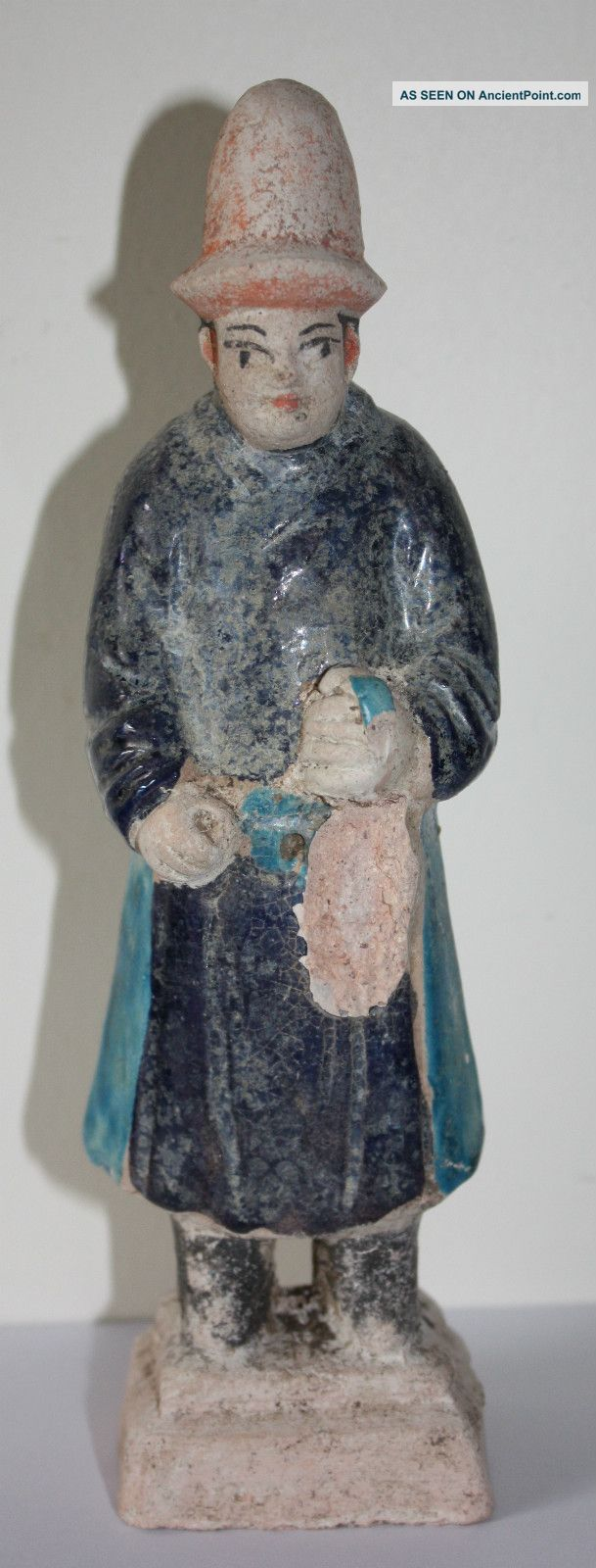 Ming Dynasty Attendant Chinese photo