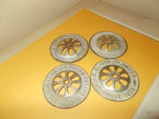 Antique Bath Tub Overflow Covers - All 4 Advertising Plumbing Companies - Look photo