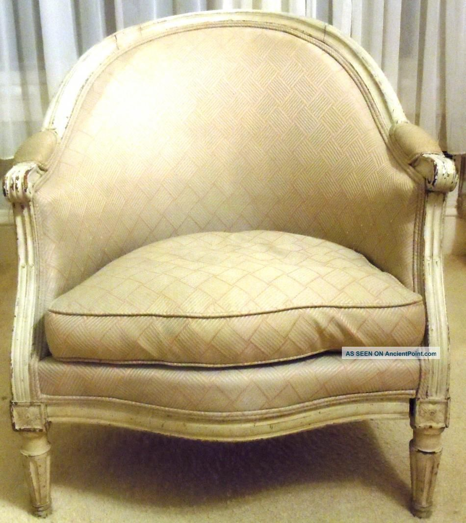 Antique (vintage) Bergere Chair