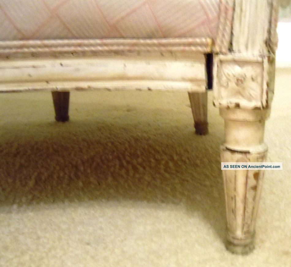 Antique (vintage) Bergere Chair