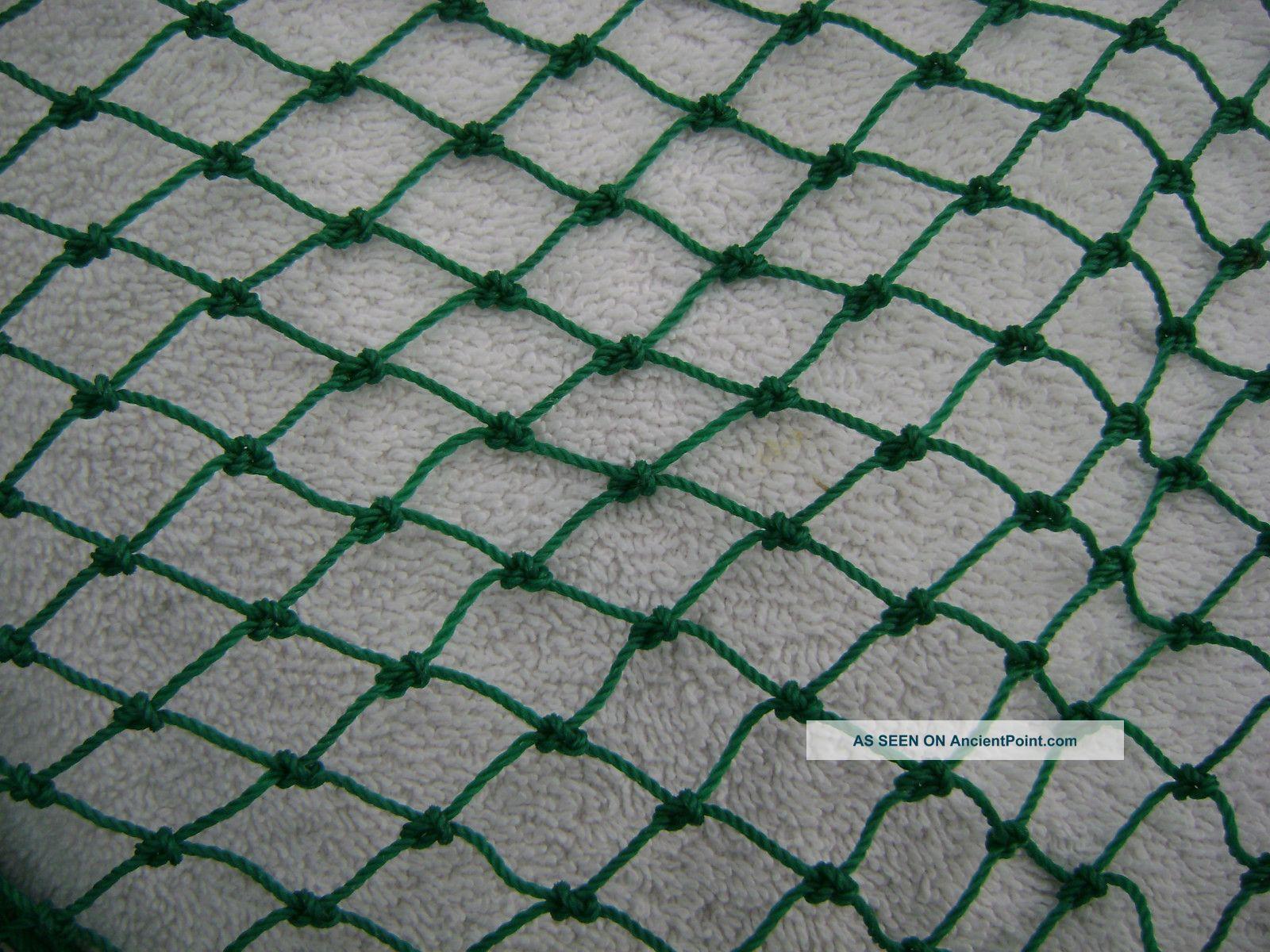 Green Nylon Net 101