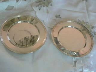 Vintage Fb Rogers Silver Co Silver Plate Dishes photo