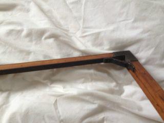 Rare Boxwood Cross Caliper Gauge Slide Rule Dring & Fage,  Customs & Excise photo