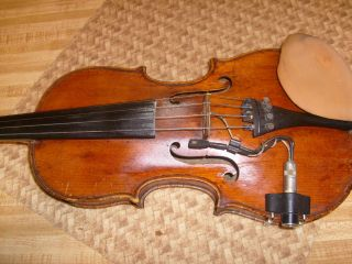 Vintage Violin - Thos Perry And Wm Wilkinson Dublin 1809 Violin photo