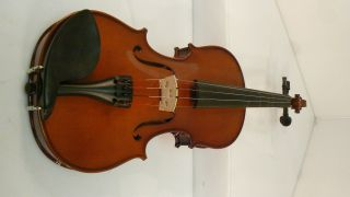 Excellent Alfred Stingl As - 060 - V 4/4 Violin By Hofner W/case photo