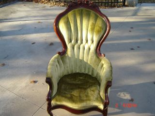 1973 Kimball Furniture Arm Chair Piece 120102 photo