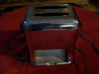Vintage Antique Delta Pop - Down Automatic Toaster Model 280 Made In U.  S.  A. photo