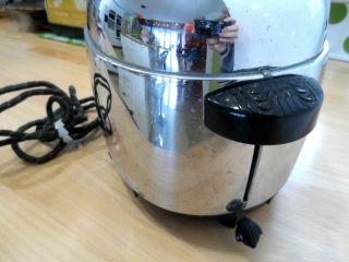 Retro Bakelite Westinghouse Vintage Toaster Art Deco Collectible Appliance photo