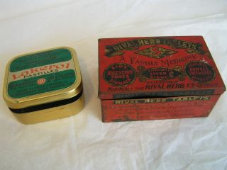 Great Tins - 1907