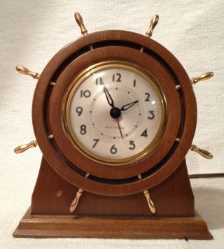 Seth Thomas Ship Clock photo