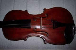 Old Early 19th Century Violin photo