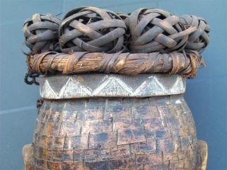 Congo Old African Mask / Ancien Masque Africa Salampasu photo