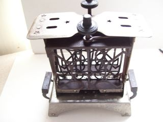 Antique Star Electric Two Slice Toaster Vintage Fitzgerald Mfg.  Co. photo