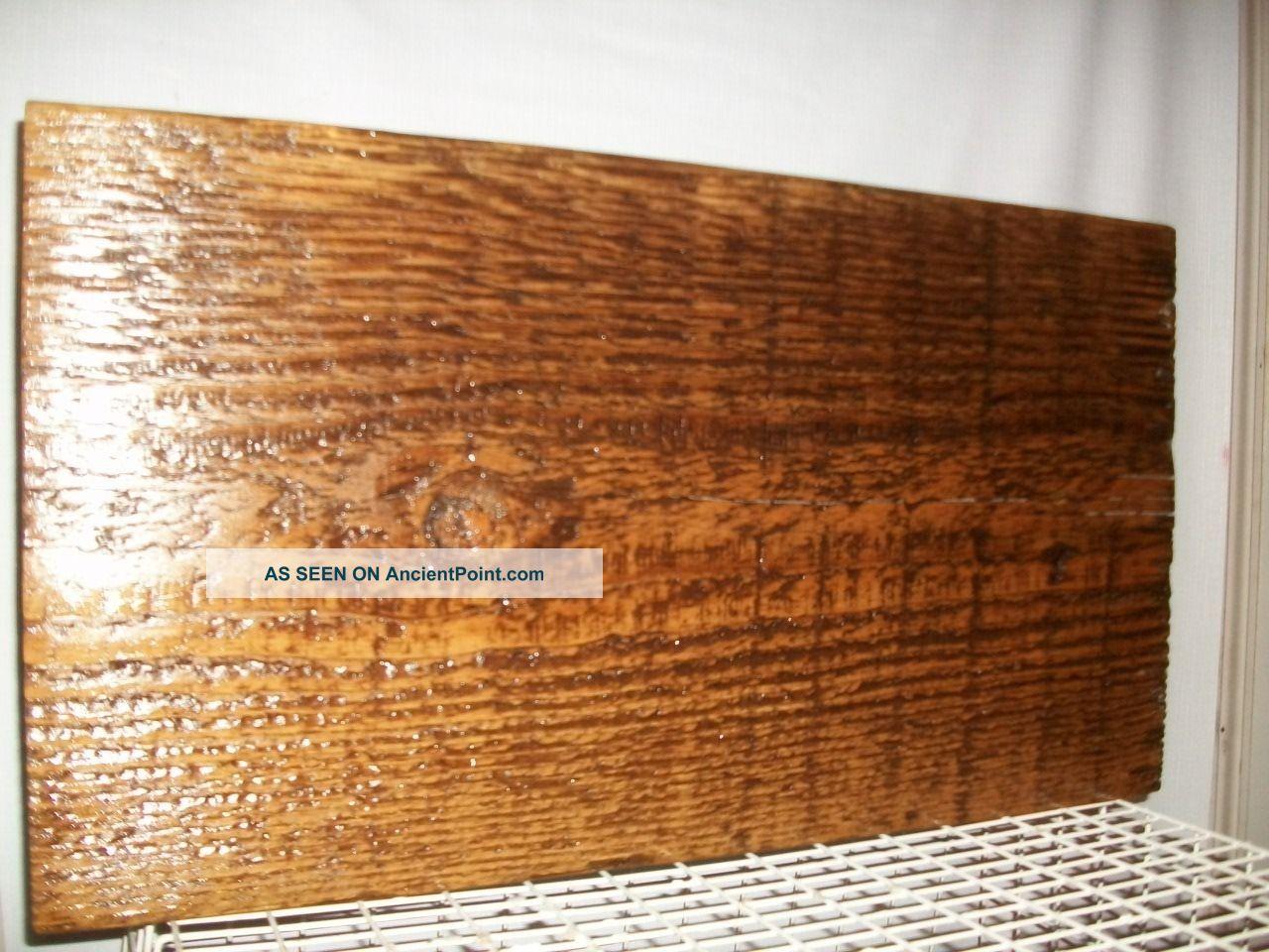 Antique Repurposed Barnwood Table Top Reclaimed Wood Urban Loft Chic ...