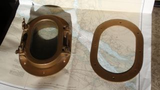 Vintage Porthole&trim Ring photo