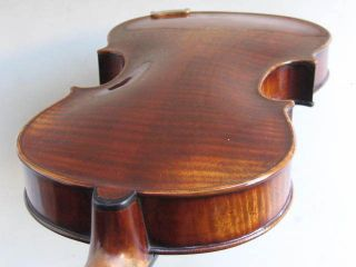 Fine Old French Violin In Immaculate Condition Sound Samlpe photo