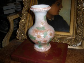 Bareuther - Waldsassen Bavarian Germany Vase - 19th Century;artist Signed;daisieswow photo
