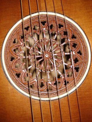 Antique D´orsoy Guitarlute photo