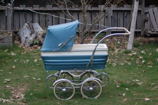 Vintage Park Avenue Baby Stroller photo