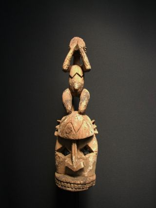 African Tribal Dogon Mask,  West Africa - - - - - Tribal Eye Gallery - - - - - photo