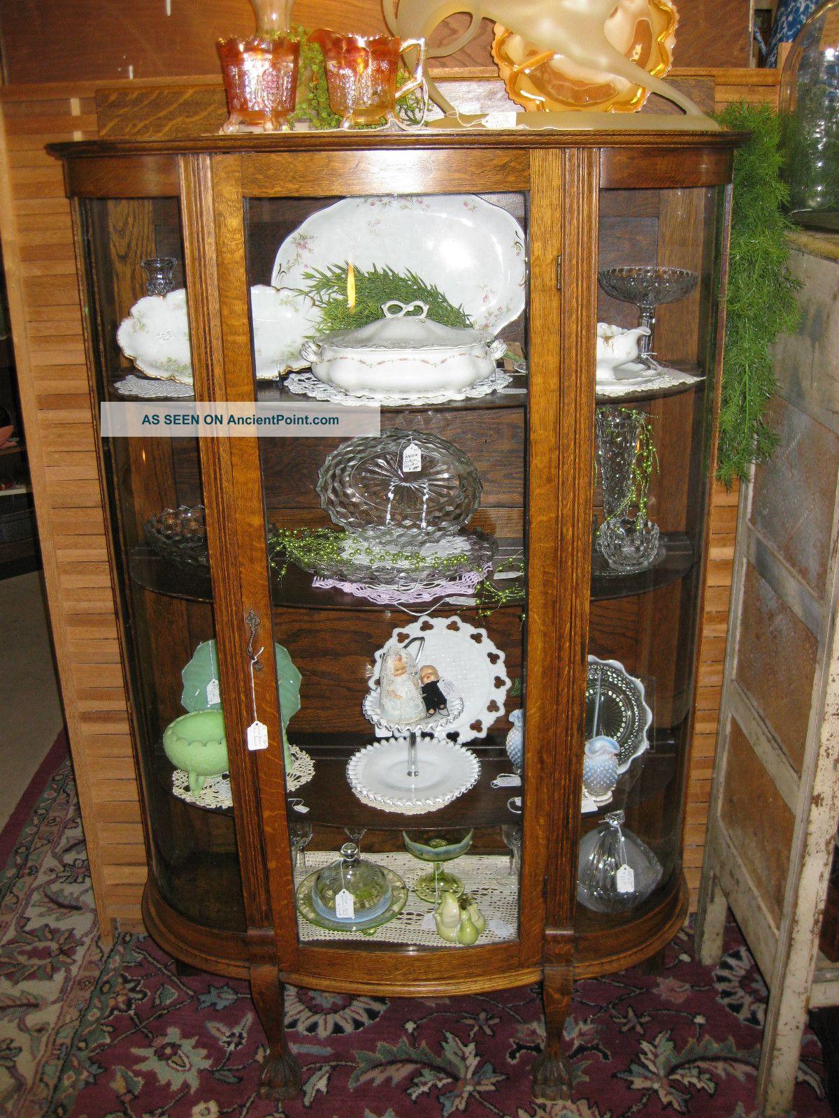 Antique Oak China Cabinets And Hutches Car Interior Design