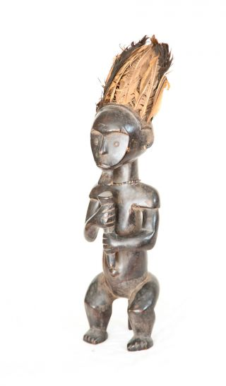 Fang Byeri Statue From Gabon photo