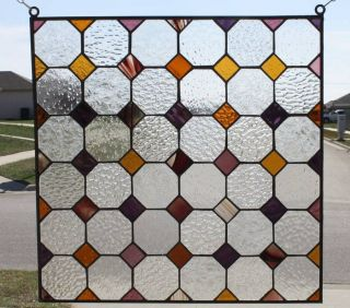 Poly Stained Glass Window photo