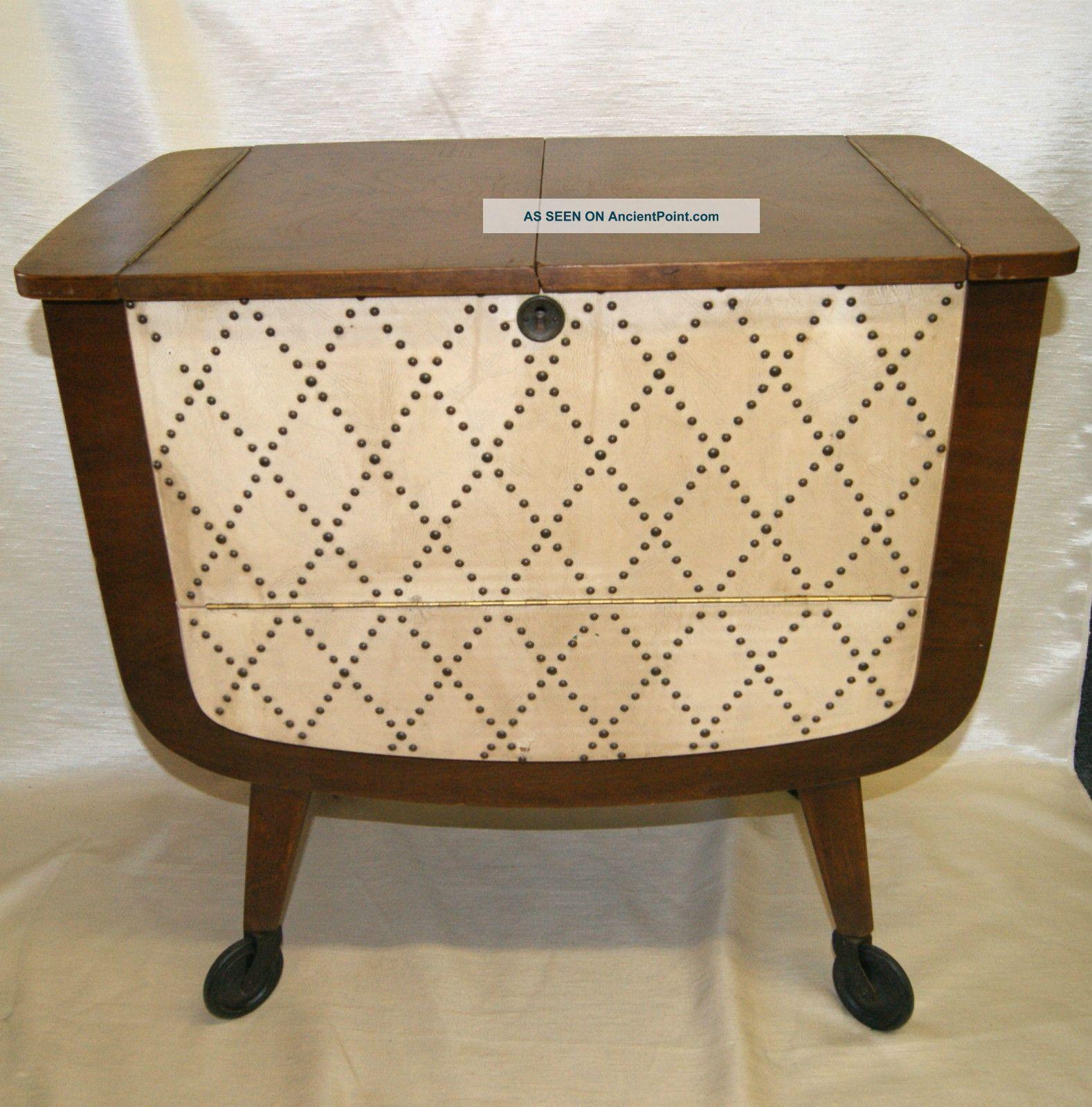 Art Deco 1930s Bar Sideboard Cabinet Bar / Bar 1900-1950 photo