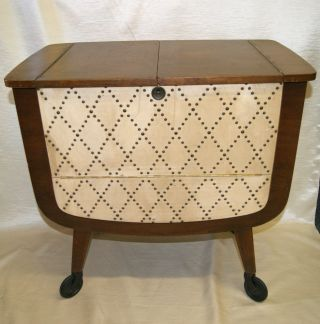 Art Deco 1930s Bar Sideboard Cabinet Bar / Bar photo