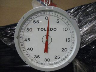 Toledo Model 2110 Scale,  Basket Scale,  Hanging Scale,  60lb Scale photo