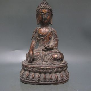 Rare Tibet Bronze State - Buddha Nr/xy1 photo