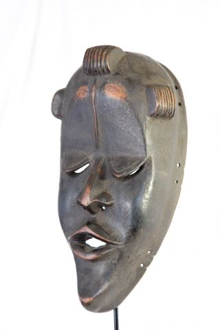 Dan Mask From Liberia / Ivory Coast photo