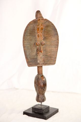 Kota Mahongwe Reliquary Figure From Gabon photo