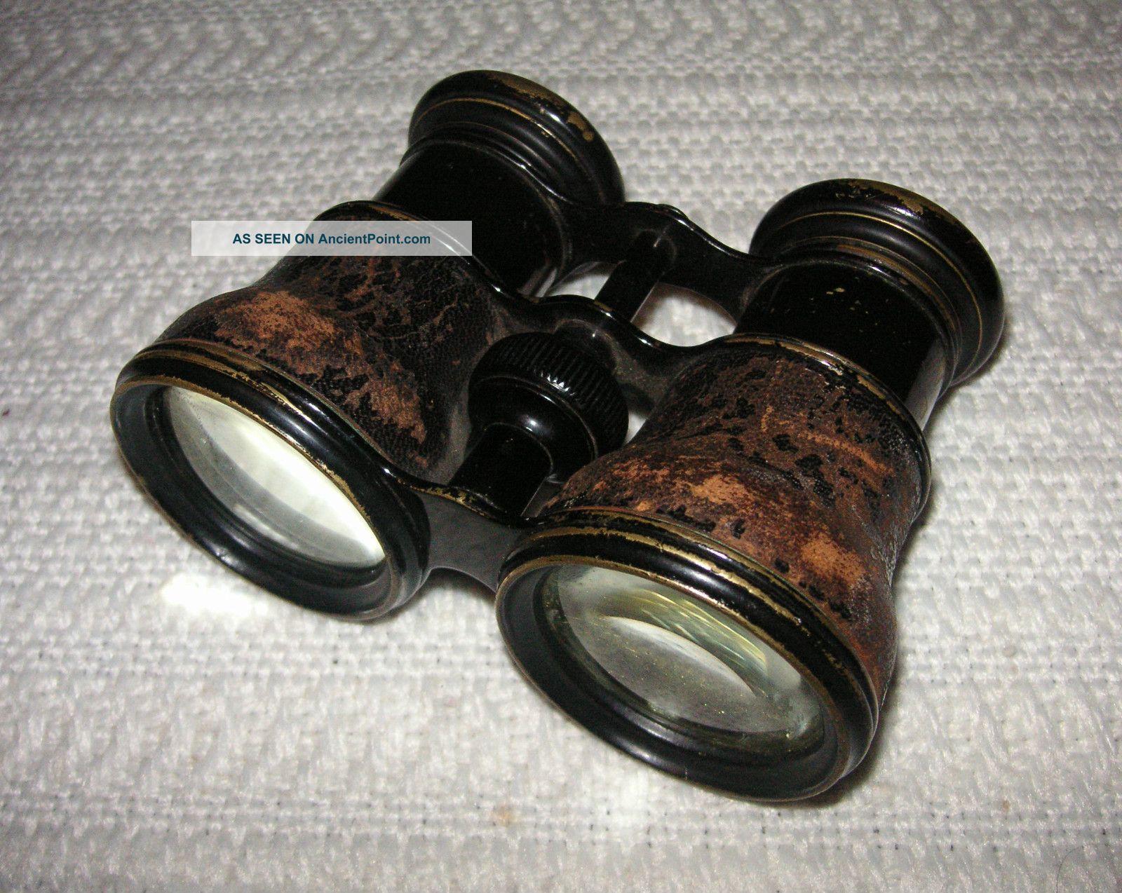 Ww2 Field Binoculars Ferrando Binoculars Field