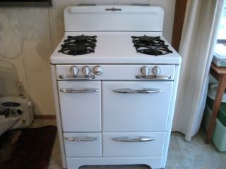 O ' Keefe And Merritt 1950 ' S Vintage Gas Stove/range - 155 Series - photo