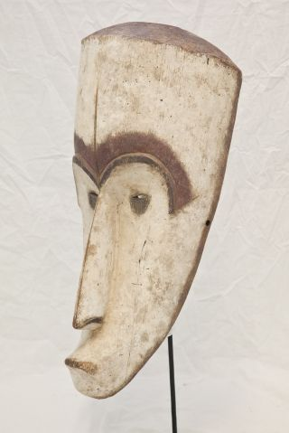 Fang Ngil Mask From Gabon photo