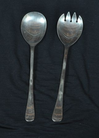 Sheffield England Silver Plated Silverware 2 Pieces photo