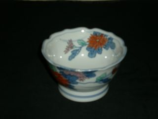 Antique Asian Chinese Porcelain Hand Painted 4
