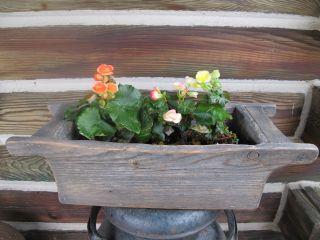 Primitive Style Decorative Bowl