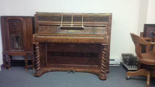 Erard Artcase Upright Piano photo