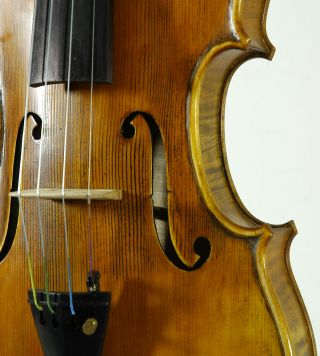 Marvelous Italian Violin By Ricardo Pietro C.  2001 4/4 Old Antique.  Violino photo