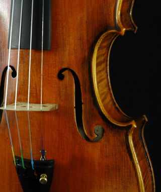 Marvelous Italian Violin By Ricardo Pietro C.  2002 4/4 Old Antique.  Violino photo