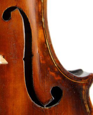 Very Good Antique American Massachusetts Violin - photo