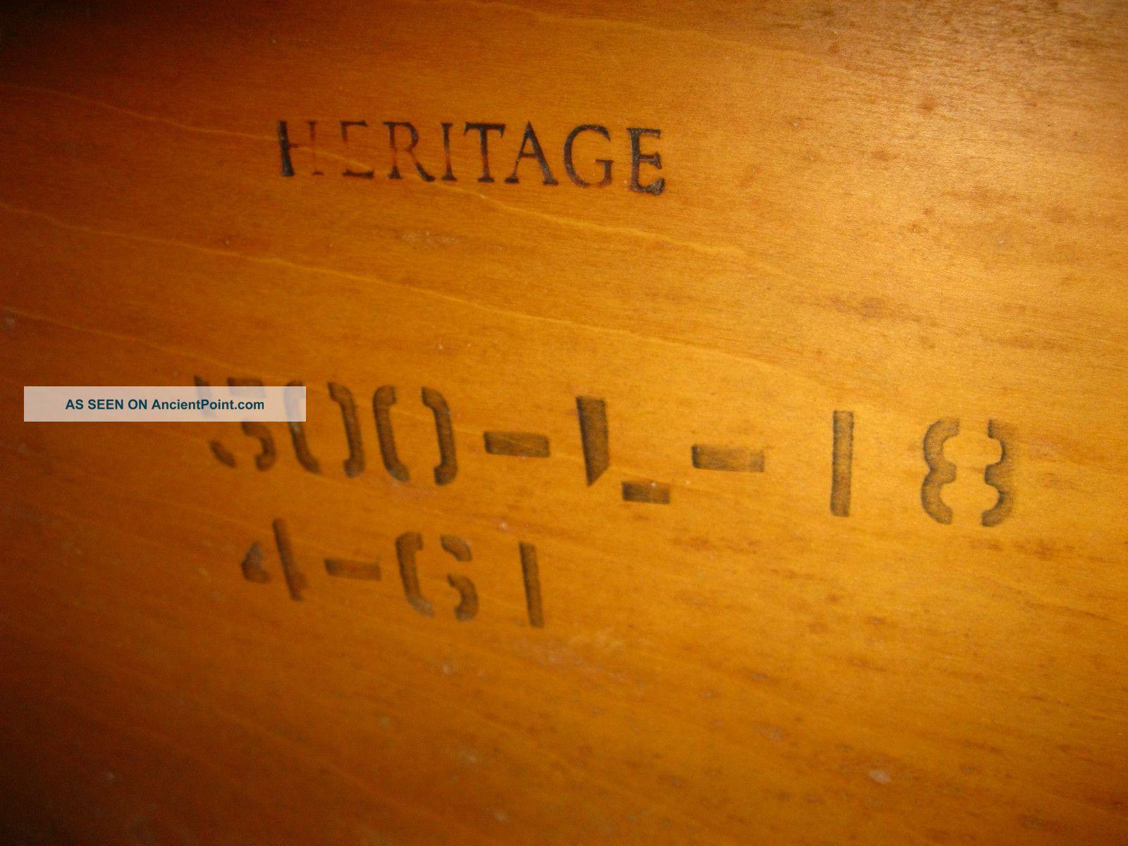 Awesome Vintage Drexel Heritage Bedroom Furniture Ideas Home